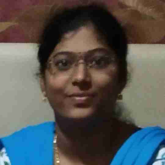 Dr. Vijaya G's profile on Curofy