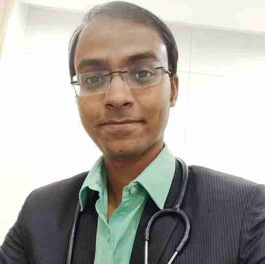 Dr. Digbijoy Choudhury's profile on Curofy