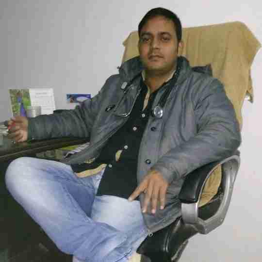 Dr. Pankaj Verma's profile on Curofy