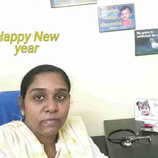 Dr. Priscilla Poornima Inbaraja's profile on Curofy