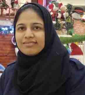 Dr. Asfiya Kulsum's profile on Curofy