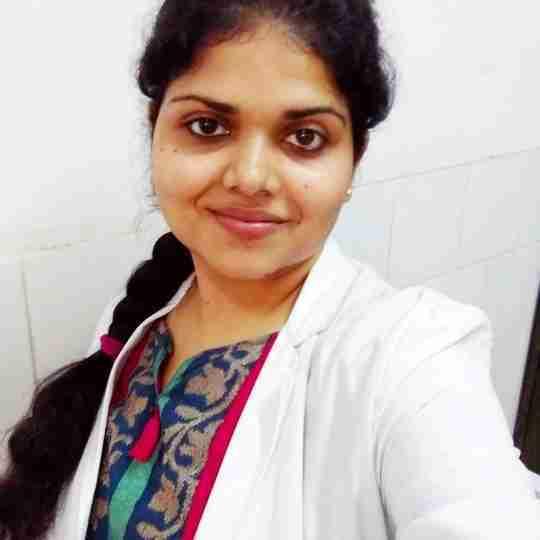 Dr. Astha Tiwari's profile on Curofy