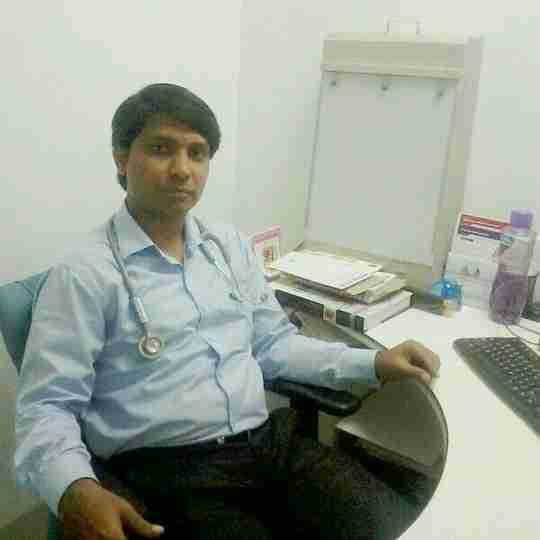 Dr. Sadiq Basha (Pt)'s profile on Curofy