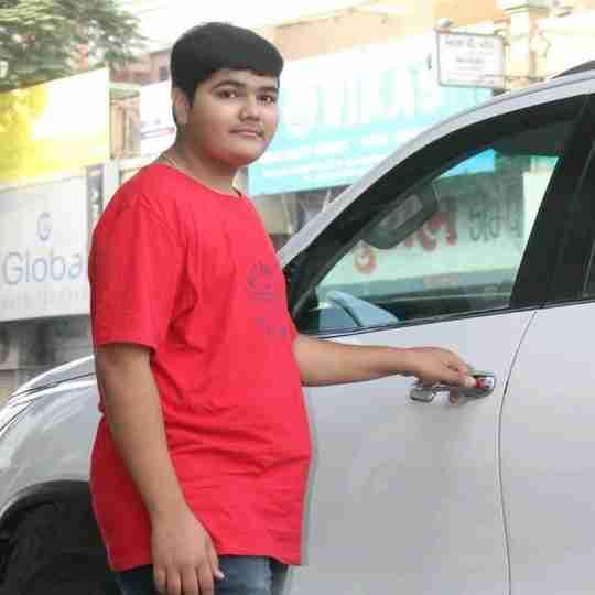Kashyap Vagadiya's profile on Curofy