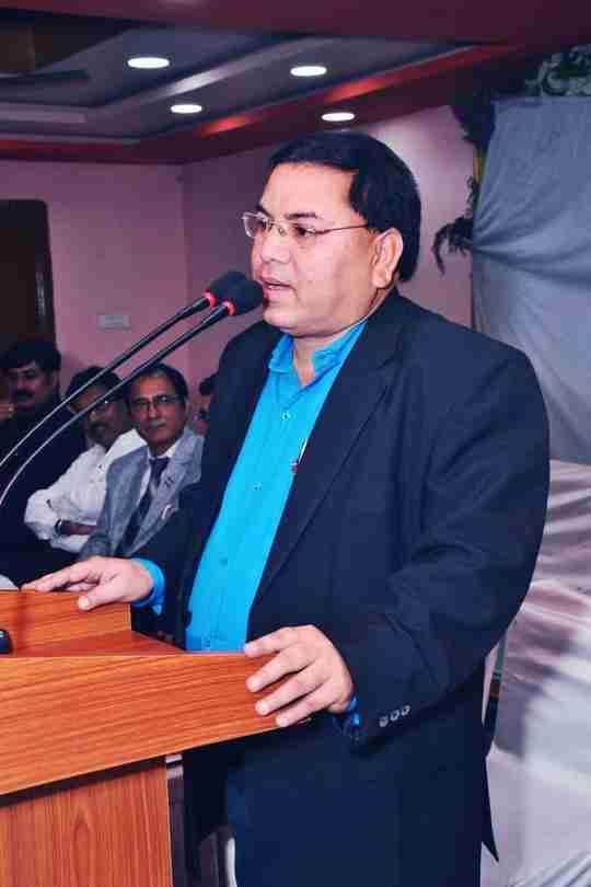 Dr. B K Singh's profile on Curofy