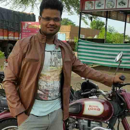 Sunil Yadav's profile on Curofy