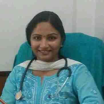 Dr. Archana Verma's profile on Curofy