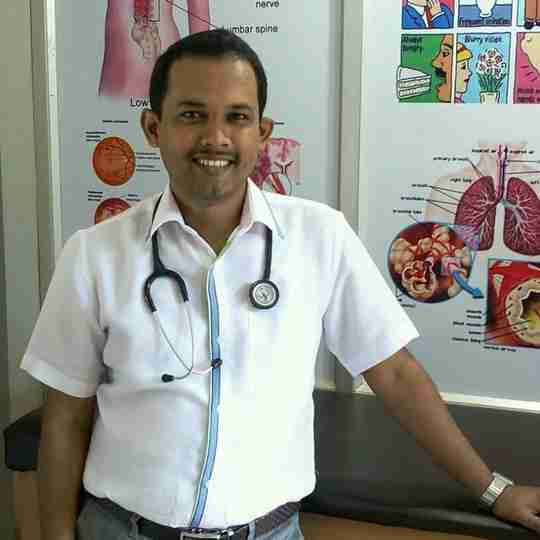 Dr. Ramdas's profile on Curofy