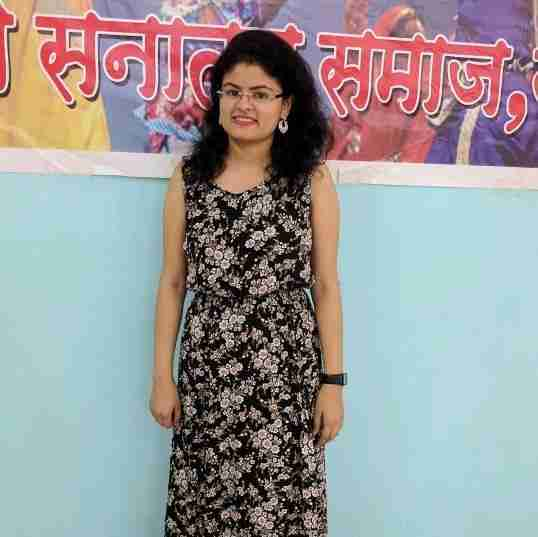 Dimple Thacker's profile on Curofy