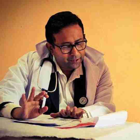 Dr. Himadri Das's profile on Curofy