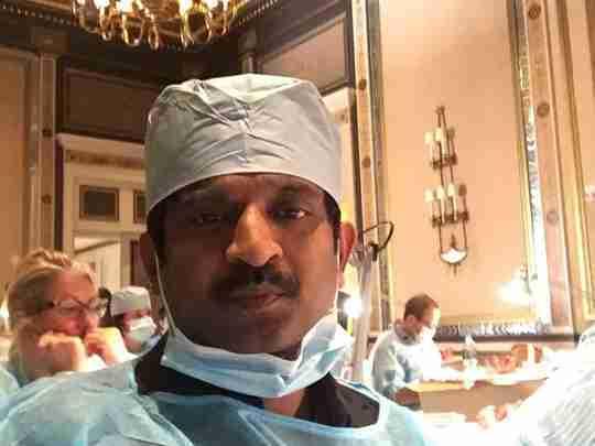 Dr. Senthilkumar Palanichamy's profile on Curofy