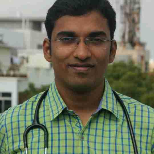 Dr. Jagadish Kanta's profile on Curofy