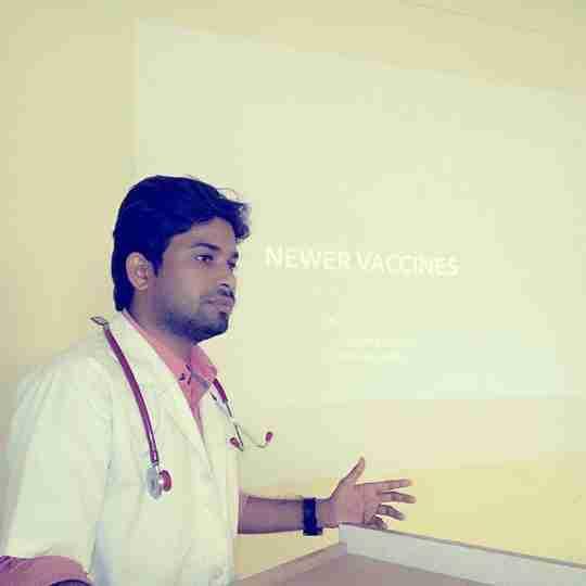 Dr. Kapil Naik Rathod's profile on Curofy