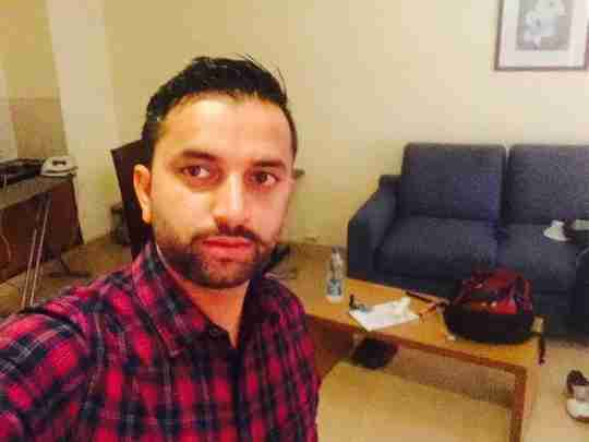 Dr. Ankush Sharma's profile on Curofy