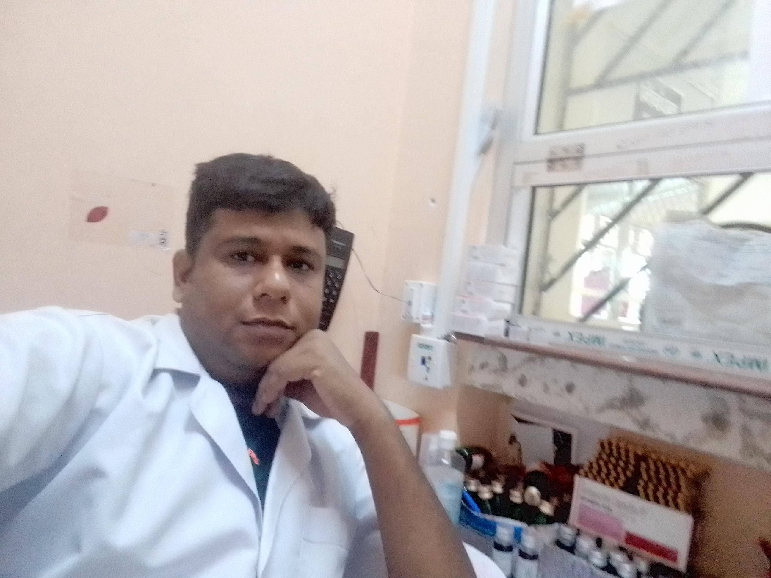 Dr. Supriyo Kumar Saha