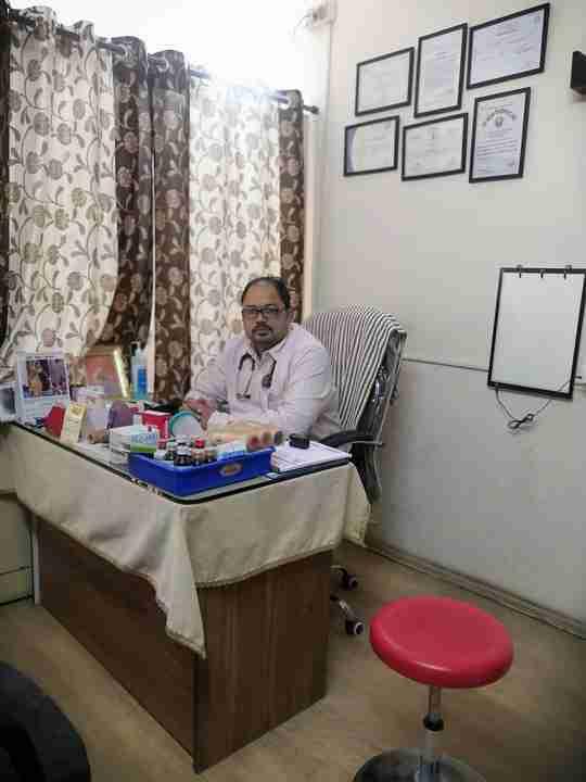 Dr. Vijay Marmat's profile on Curofy