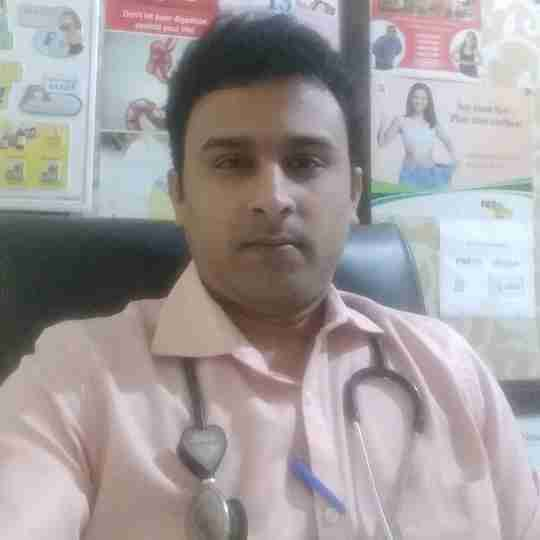 Dr. Kunal Sankhe's profile on Curofy