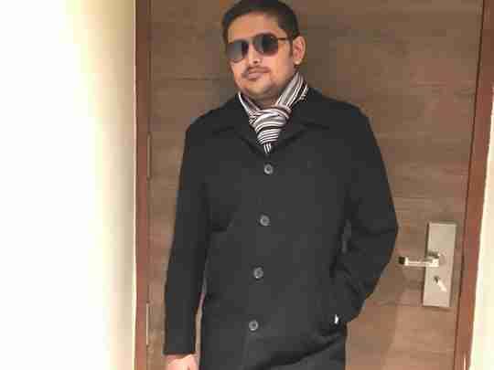 Dr. Pranav Kharod's profile on Curofy