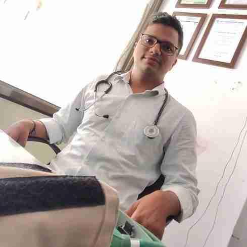 Dr. Kiran Tandel's profile on Curofy