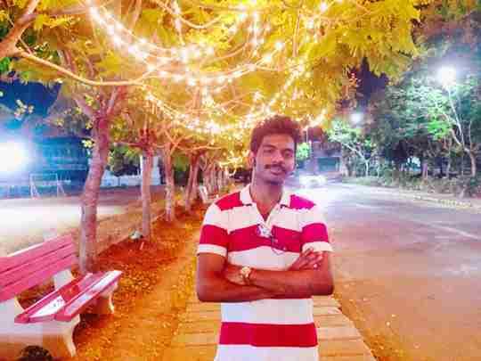 Arun Ramachandran's profile on Curofy
