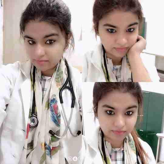 Dr. Gulfishan's profile on Curofy