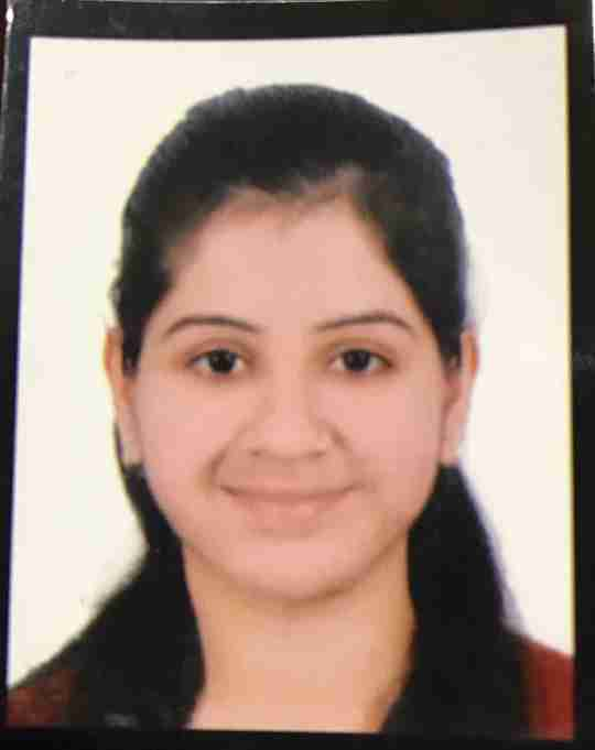 Dr. Dr_ Nikita  Manjanwal (Pt)'s profile on Curofy