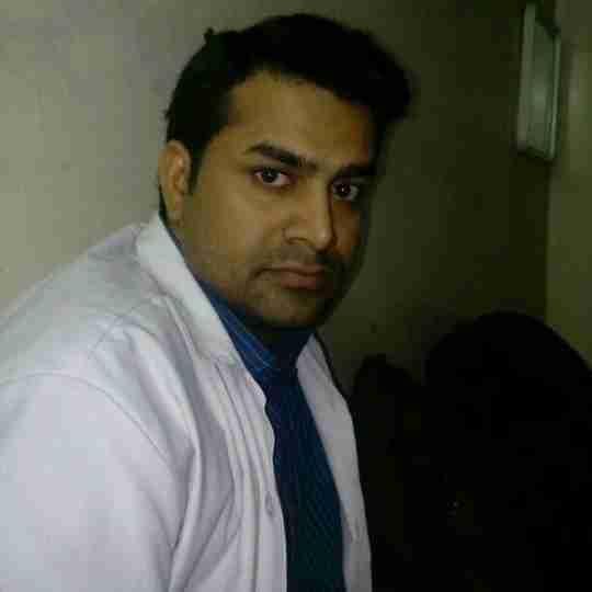 Dr. Parmeshvar Das's profile on Curofy