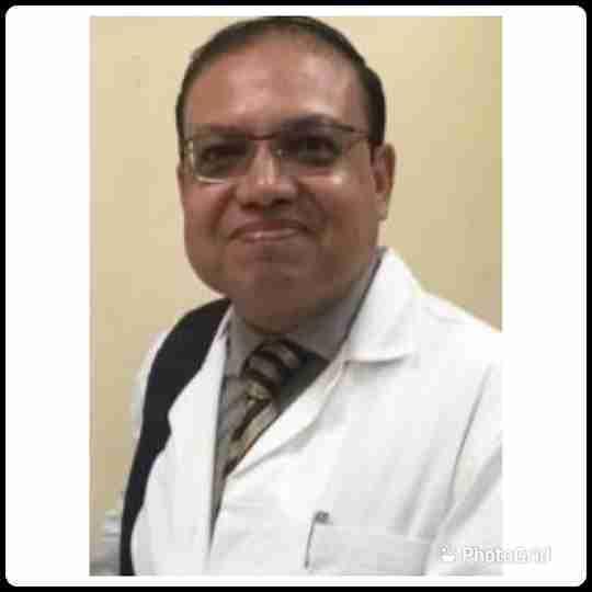 Dr. Syed Shoeb Ahmad's profile on Curofy