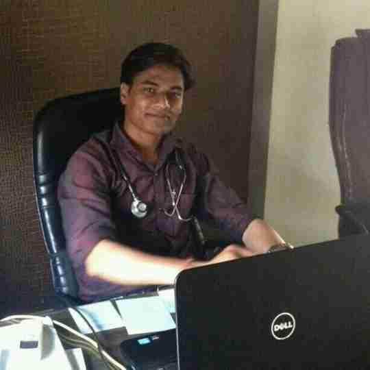 Vaibhav Charde's profile on Curofy