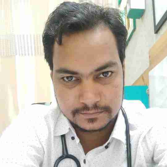 Dr. Ujair Ahmad's profile on Curofy