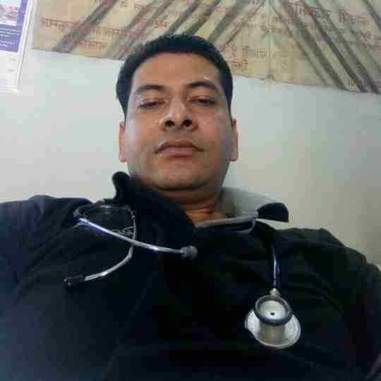 Dr. Vishnu Prasad Agrawal's profile on Curofy
