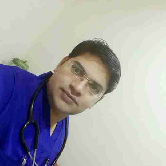 Dr. Vishal Upadhyay's profile on Curofy