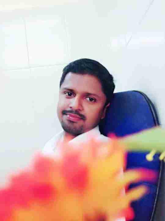 Dr. Jinish S Manjaly's profile on Curofy
