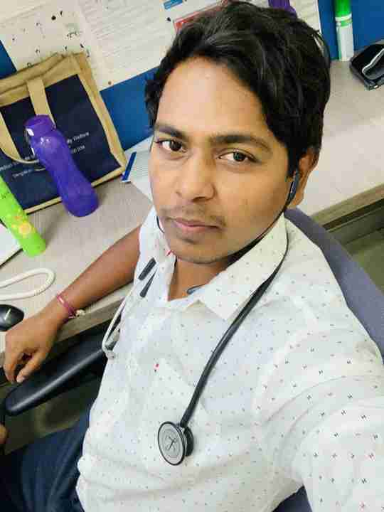 Dr. Polepally Praveen Kumar's profile on Curofy