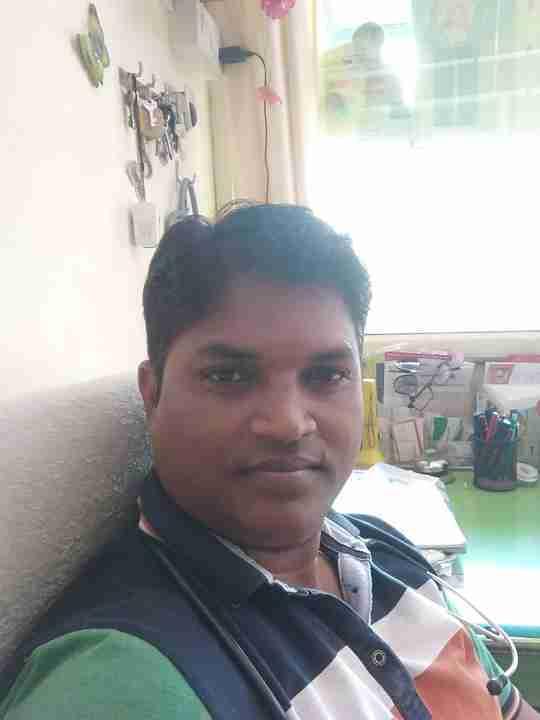 Dr. Jitendra Kapre's profile on Curofy