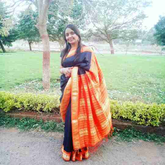 Krupa Patel's profile on Curofy