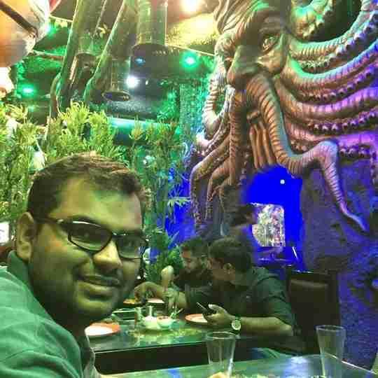 Karan Barat's profile on Curofy
