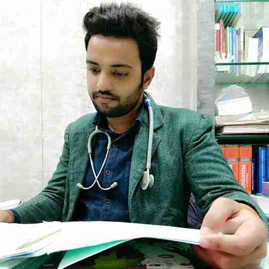 Dr. Saurabh Suman Prasad's profile on Curofy