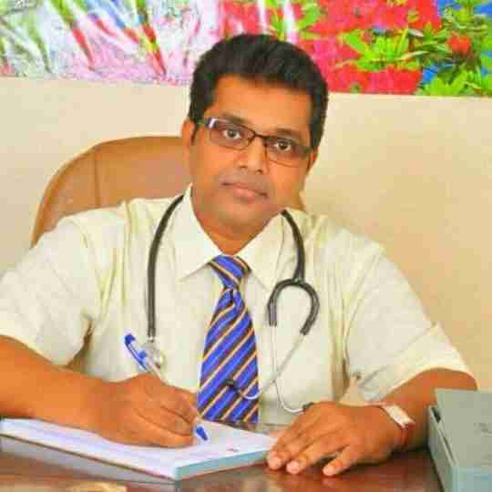 Dr. Ashok Babu  Sarigala's profile on Curofy