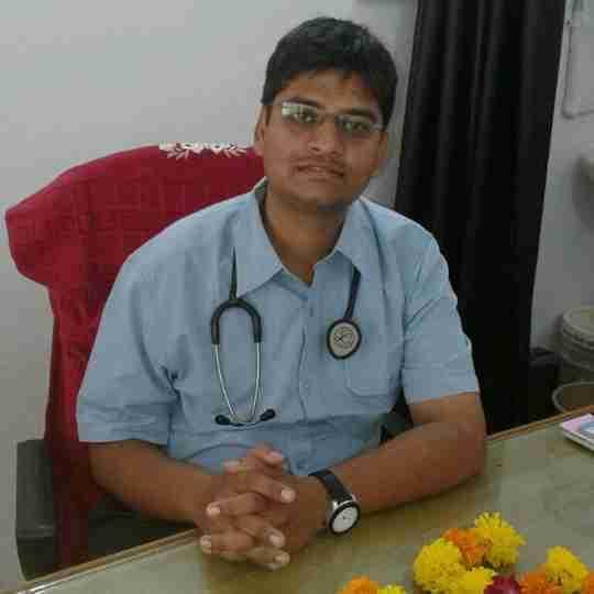 Dr. Kalrav Joshi's profile on Curofy