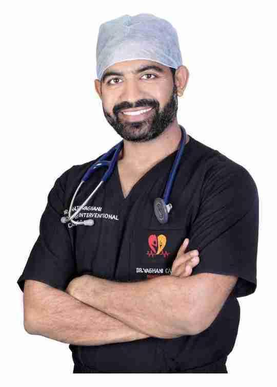 Dr. Sanjay Vaghani's profile on Curofy