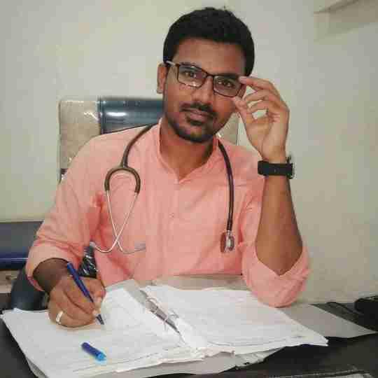 Dr. Shivakumar Kambali's profile on Curofy