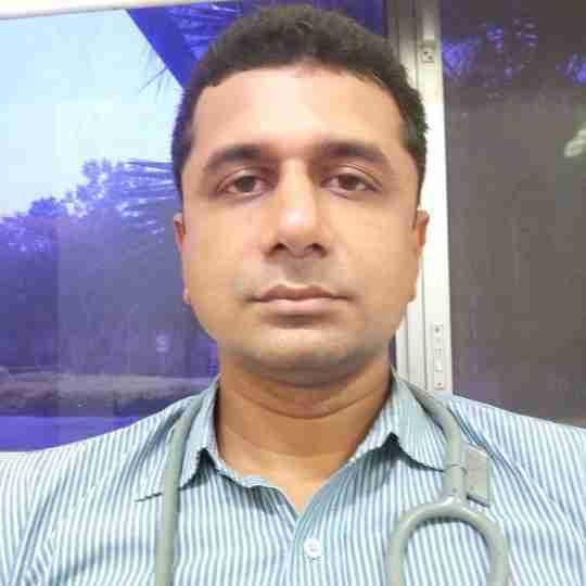Dr. Hiren Dodia's profile on Curofy