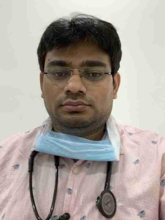 Dr. Hemraj Meena's profile on Curofy