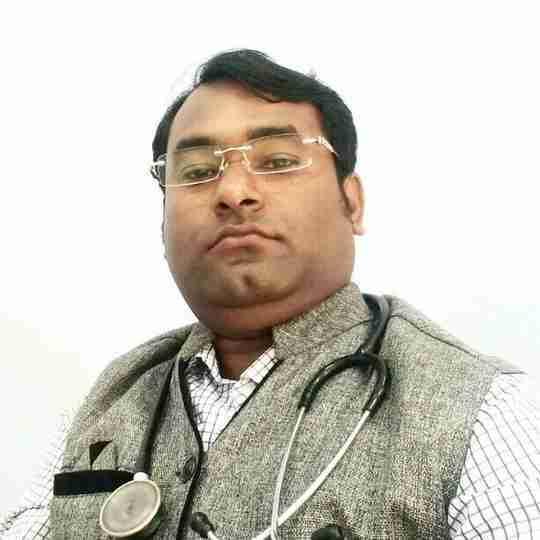 Dr. Pankaj Kumar Jha's profile on Curofy