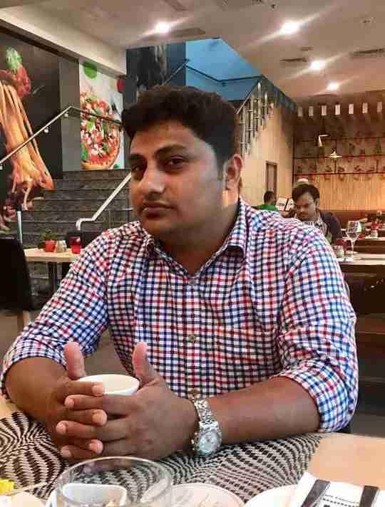 Dr. Jibu Gurukkal's profile on Curofy