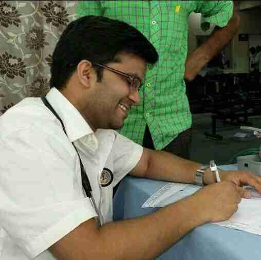 Dr. Ganesh Seth's profile on Curofy