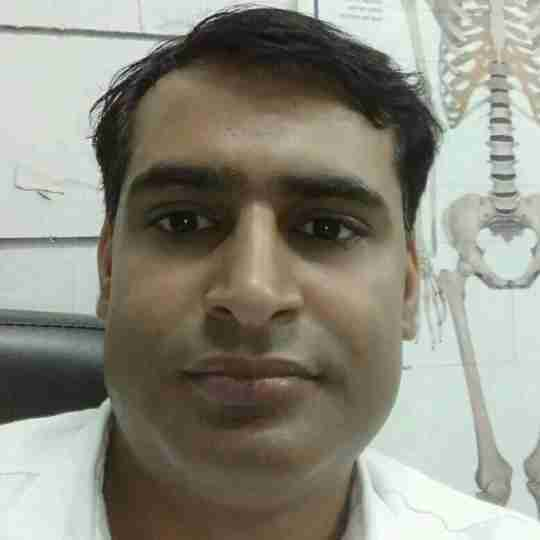 Dr. Shanti Poonia (Pt)'s profile on Curofy