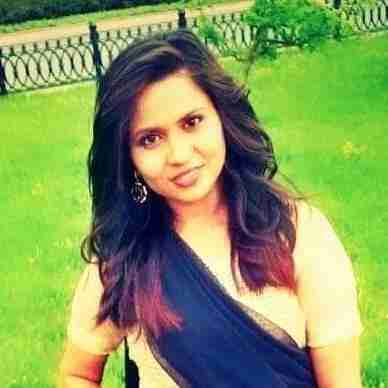 Shreya Godhani's profile on Curofy
