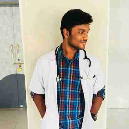 Dr. Akaash P's profile on Curofy